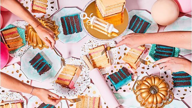 Unsere Geburtstags-Bäckerei
