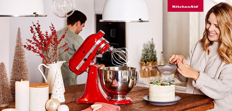 KitchenAid: i Robot da cucina