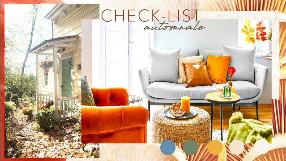 Check-list automnale