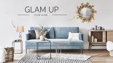 Glam up your home!