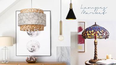 Lampes Market à partir de 19€