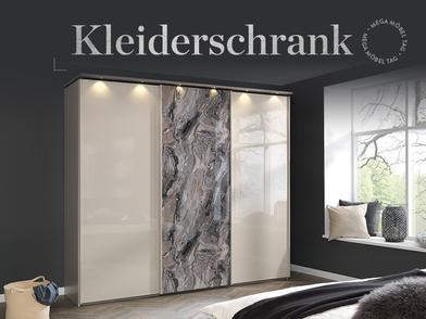 Welle Kleiderschrank-System
