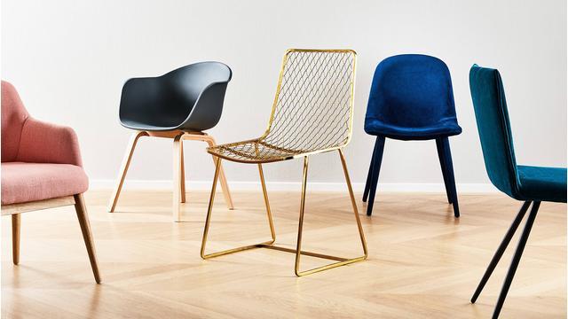 Stühle zum Verlieben