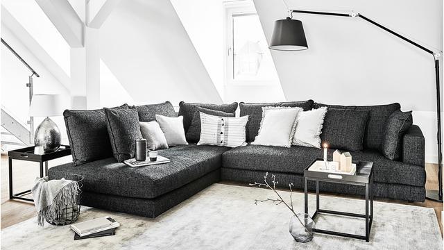 Ein Lounge-Sofa mit Stil