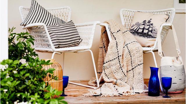 Textil-Updates für draussen