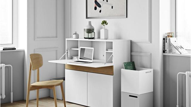 Stilvolles Home-Office