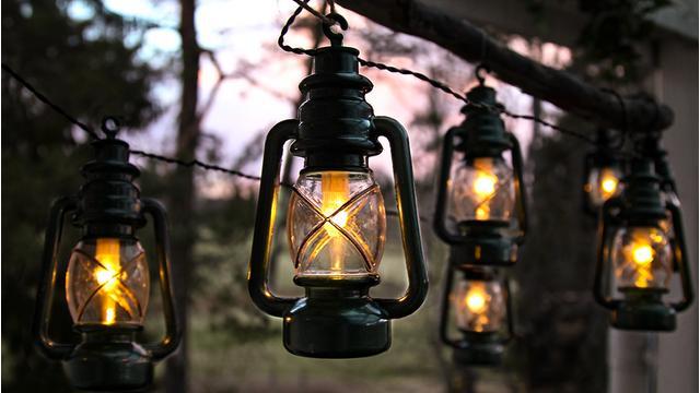 De mooiste buitenverlichting