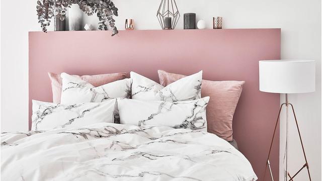 Marmer & roze
