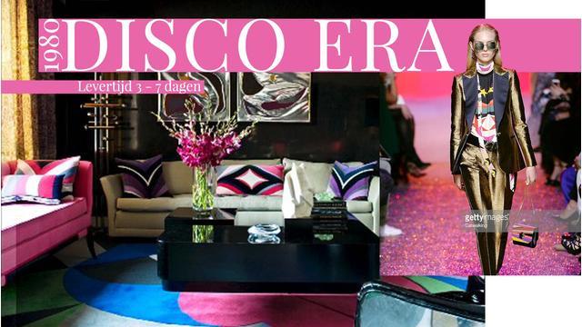 Dazzling Disco-glam