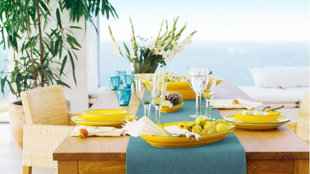 La mesa más fresca