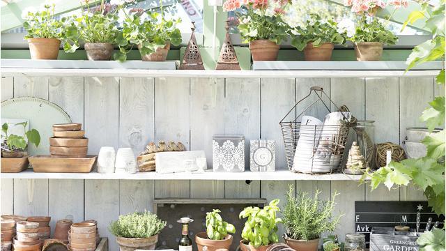 Les essentiels pour le jardin