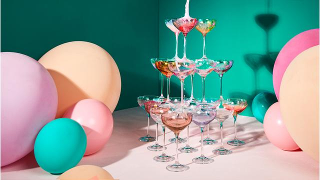 Party musthave: champagnetoren