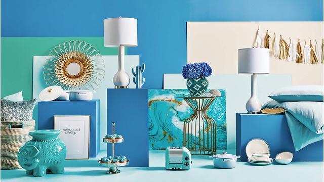 We love turquoise