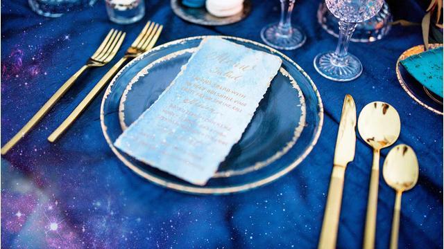 Dineren onder de sterren