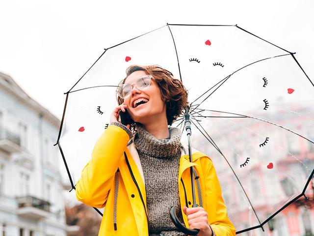 El paraguas más buscado