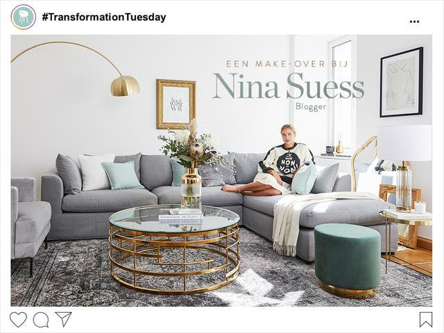 Een restyling met Nina Suess