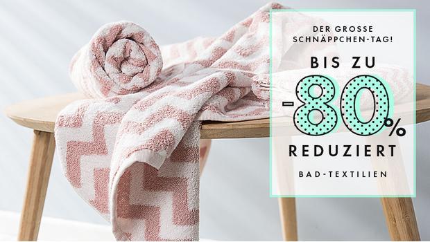 Bad-Textilien für jeden Stil