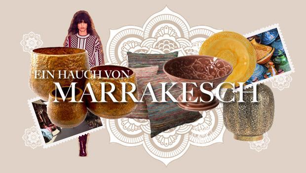 Ein Hauch von Marrakesch