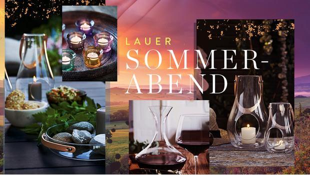 Lauer Sommerabend