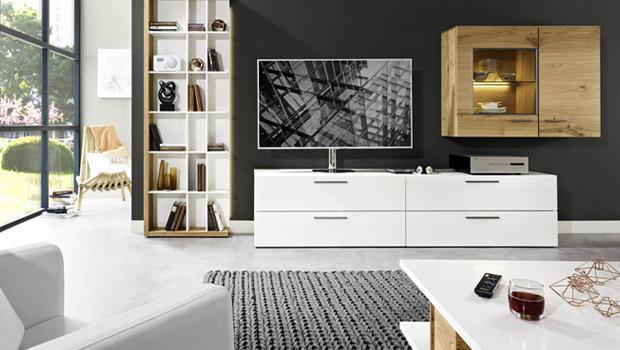Modernes Wohndesign