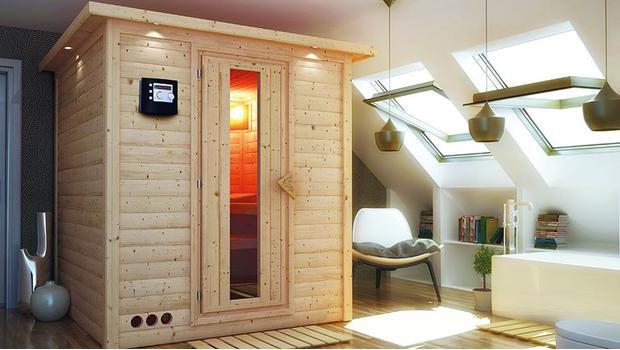 Sauna: Wellness für Zuhause