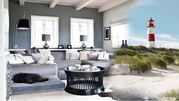 Ein Traumhaus auf Sylt